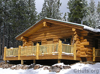 Continental Divide Cabin